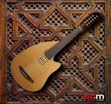 GODIN MultiOud Encore Nylon Natural SG G06065 Fretless Electro-Acoustic Oud