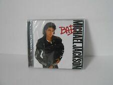 """Michael Jackson album cd """"Bad"""" neuf sous cello"""