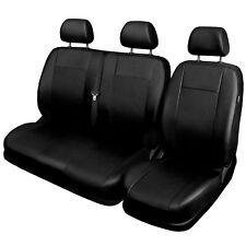 Asiento de coche para referencias Fiat Ducato 2000-1+2 con mesa negro goleta auto referencia