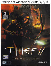 Thief II 2 The Metal Age PC Game