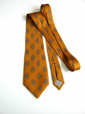 CELINE Paris  CRAVATTA TIE Originale PURA SETA PURE SILK MADE IN SPAIN