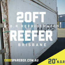 20FT Refrigerated shipping container | NON OPERATING - Brisbane
