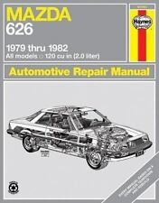 Mazda 626 1979 thru 1982 (Haynes Manuals)