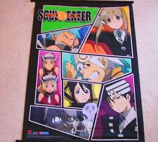 Soul Eater Large Fabric Wallscroll Poster