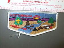 Boy Scout OA 281 Sekettummaqua Vigil flap 1296EE