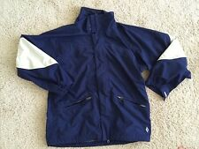 Men's BURTON Snowboard Ski Jacket Blue Light Grey XL Tri-Lite Waterproof