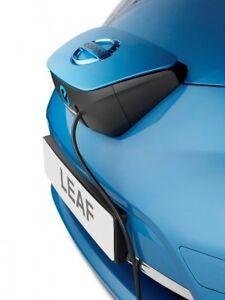 Nissan Leaf Genuine Charging Port Lid Housing Cover Protector - K90023NL0A