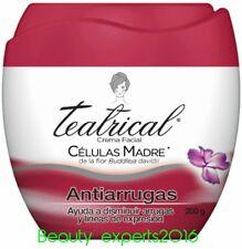 Teatrical Celulas Madre Crema Antiarrugas /Mother Cells Anti Aging Cream 200g