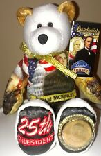 William McKinley Dollar Coin bear #25 by Limited Treasures