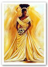 AFRICAN AMERICAN ART PRINT I Do Kevin Williams WAK