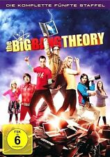THE BIG BANG THEORY, Staffel 5 (3 DVDs) NEU+OVP