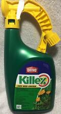 ORTHO 🇨🇦 Killex Lawn Weed Control Ready-to-Spray 1L Herbicide Concentrate