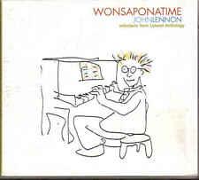 John Lennon-Wonsaponatime cd Album digipack incl booklett