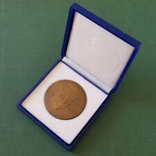 UDSSR Medaille - Sowjetunion - 100 Jahre Akademie - Bronze