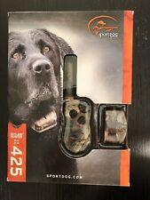 SportDOG SD-425CAMO Wetland Hunter 425 Camouflage Dog Shock Training E-Collar