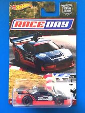 2017 Hot Wheels Car Culture RACE DAY JDM 1990 HONDA ACURA NSX - mint on card!