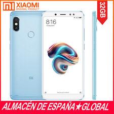 XIAOMI REDMI NOTE 5 5'99 FHD SNAPDRAGON 636 3+32GB 12MP 4G 2SIM Smartphone AZUL