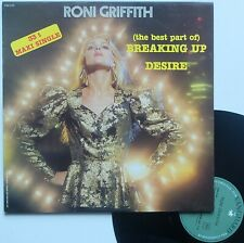 "maxi 45T Roni Griffith ""Breakin' up"" - (TB/EX)"