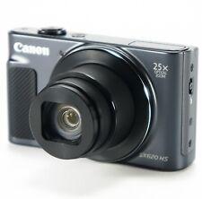Canon PowerShot SX620 HS WiFi 20.2MP 25x Optical Zoom Digital Camera - Black