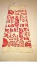 Coca Cola Dish towel (Coca Cola Slogans in different Languages)
