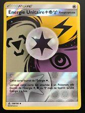 Carte Pokemon ENERGIE UNITAIRE 138/156 REVERSE Soleil et Lune 5 SL5 FR NEUF