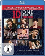 ONE DIRECTION: THIS IS US (Blu-ray Disc) NEU+OVP