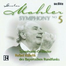 KUBELIK CONDUCTS MAHLER SYMPHONY 5 NEW CD