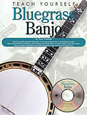 Teach Yourself Bluegrass Banjo