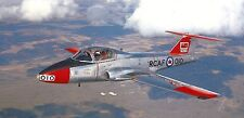 CT-114 Tutor Canadair Canada Trainer Airplane Mahogany  Wood Model Small