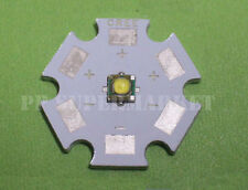 5pcs Cree XP-G XPG R5 5w Cool White 6000-6500k LED Emitter chip With 20mm star