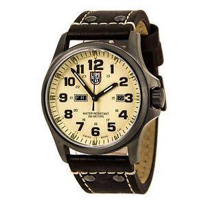 Luminox 1927 Men's Atacama Field Day Date 1920 Beige Dial Watch