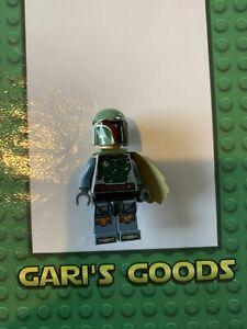 Lego Star Wars Boba Fett Official Minifigure Rare NEW