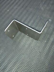 "Z Shape"" Brace Bracket Joist Timber fixing Plates 3mm decking fence 4 PACK"