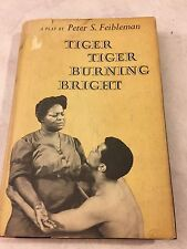 Tiger Tiger Burning Bright by Peter S. Feibleman 1963 HB/DJ First Edition