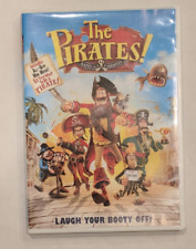 The Pirates! - Band Of Misfits DVD