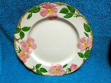 VTG Franciscan Desert Rose 10 1/2 Dinner Plate Brown USA Backstamp 1958-1976