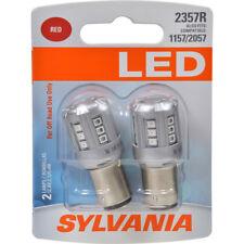 Brake Light Bulb-LED Blister Pack Twin Outer SYLVANIA 2357RSL.BP2