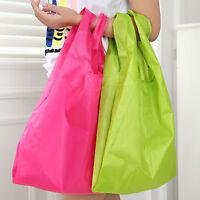 Neu Einkaufstasche Tragetasche Shopper faltbar ,Eco Einkaufsbeutel Falttasche ,