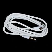 Genuine 3.5mm AUX Audio Cable L Cord for Beats by Dr Dre Studio Solo