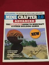 Mine Crafter 2.0 Advanced Unofficial Guide to Minecraft & Other Building Games