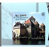 At The Montreux Jazz Festival, Bill Evans CD | 0731453975828 | New