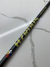 """New listing Project X Hzrdus Smoke Yellow 60 6.0 Stiff 44.5"""" Driver Shaft Taylormade Adapter"""
