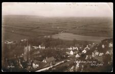 Early 1900's Postcard • Kewstoke, near Weston-Super-Mare, from the Golf Links