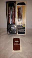 Vintage Springfield Thermometer  No. 5302 NOS in Original Box