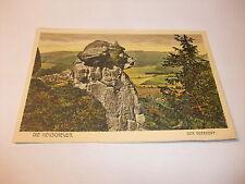 alt Postkarte Ansichtskarte AK PK Die Heuscheuer Der Eberkopf Schlesien vor 1945