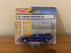 Tomica De Tomaso Pantera GTS UK Blister Card