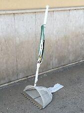 tellinaro professionale con rete grande  pesca telline