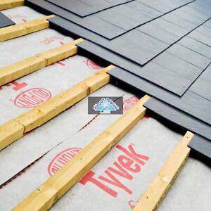 Tyvek Supro Breathable Roof Underlay Membrane Felt 145gsm 50mtr x 1mtr