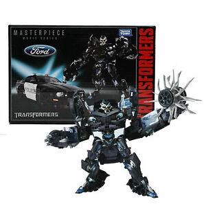 Transformers Masterpiece Movie Series MPM-5 MPM05 BARRICADE Action Figure NEU