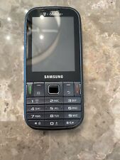 Samsung Gravity TXT Orange (T-Mobile) Cellular Phone - Tested And Working